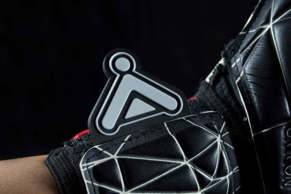 Nexus GK Icon Goalkeeper Glove Tag Close up 2017