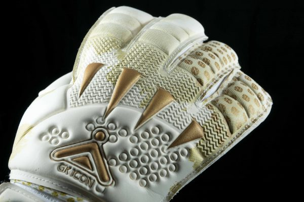 Olympus GK Icon Goalkeeper Glove Close Up 2017