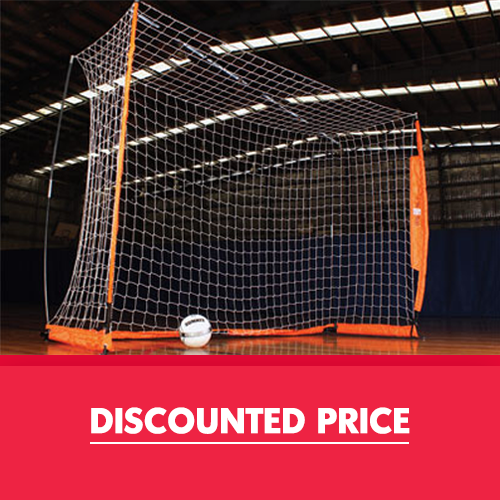 futsal goal discounted price