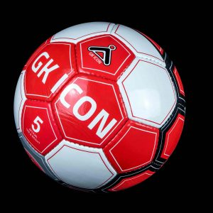 The Official GK Icon Size 5 Soccer Ball for professional goalkeepers.