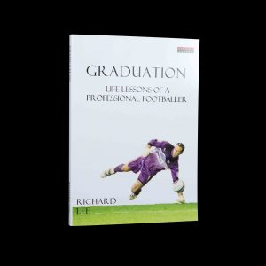 Richard Lee Professional Goalkeeper Graduation Life lessons of a professional footballer